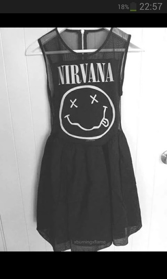 dress love nirvana