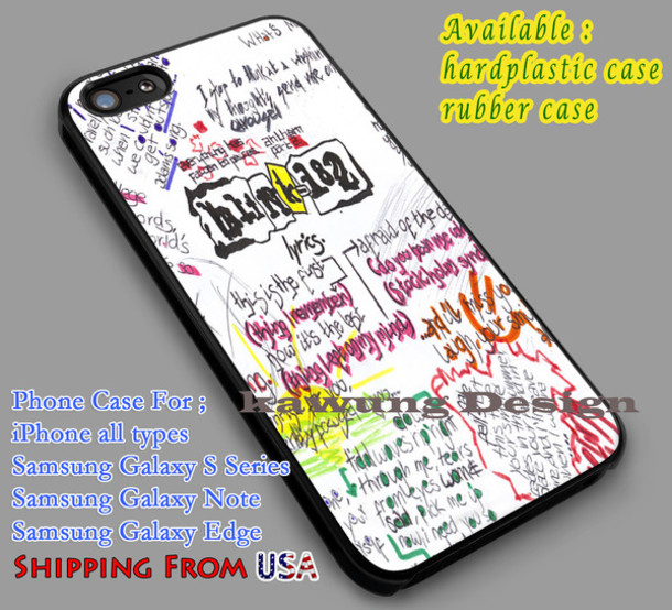 cover iphone blink 182