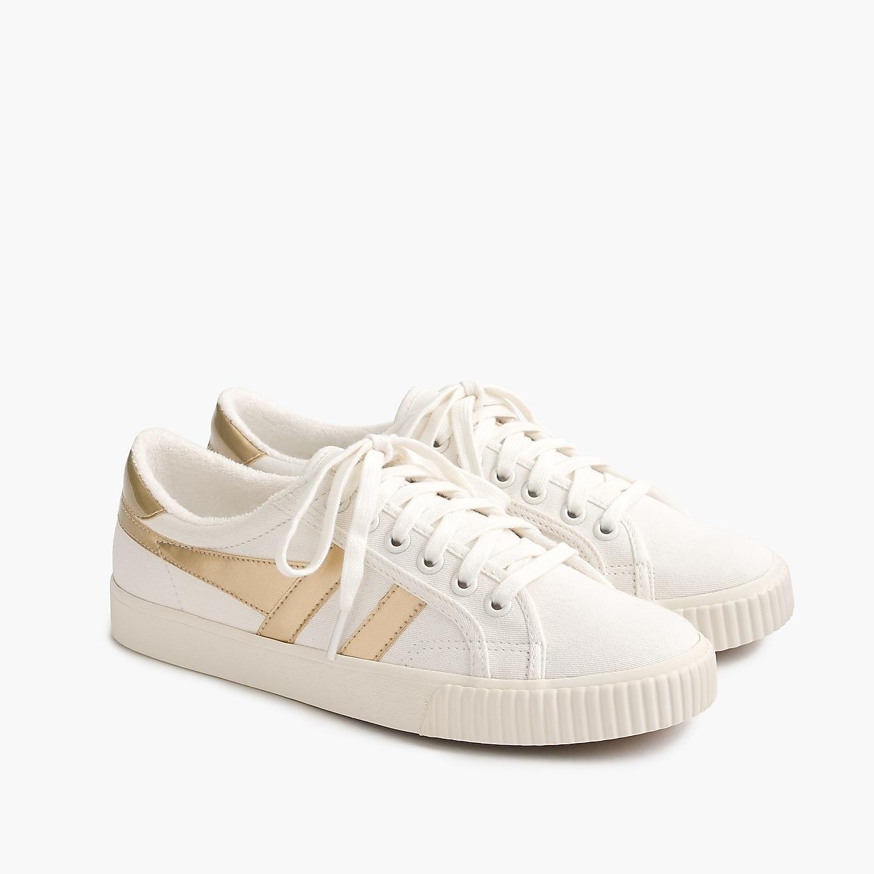 Gola For J.Crew Mark Cox Tennis Sneakers