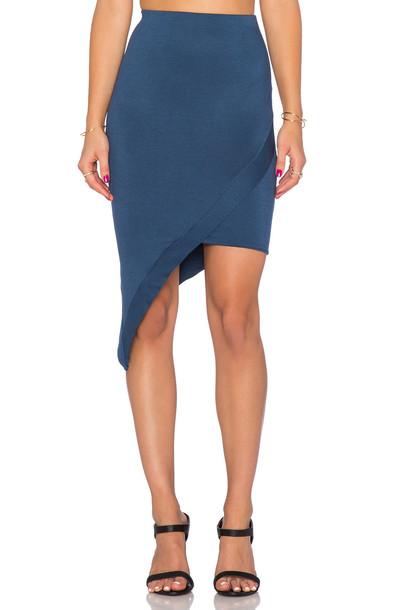 De Lacy skirt blue