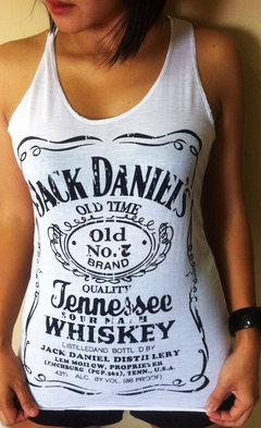 JACK DANIELS TANK TOPS on The Hunt