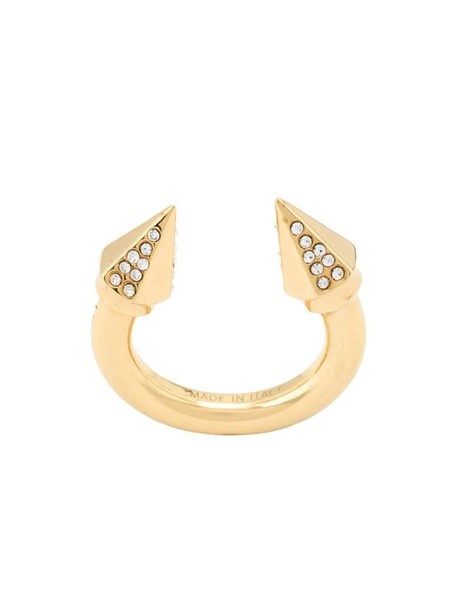 Vita Fede 'Titan Thea' ring Ring, Women's, Size: 7, yellow/orange