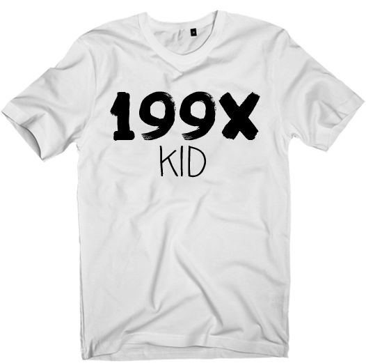 Elvisu Santro California T-shirt — 90's KID T-shirt