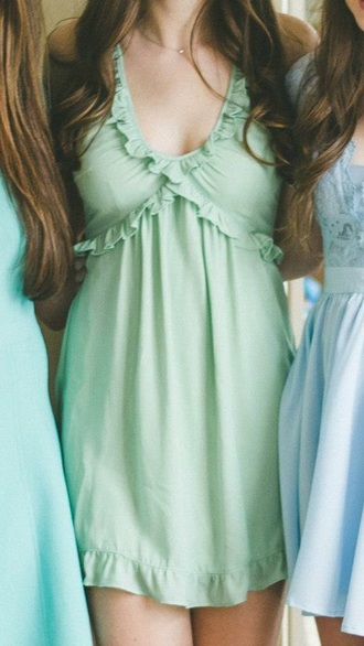 dress mint light mint mint dress mint dress lace short slv top w mint dress pretty formaldress formal mintgreen