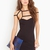 Caged In Halter Dress in  Clothes Dresses at Nasty Gal