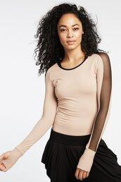 top,long sleeves,sportswear,winter sports