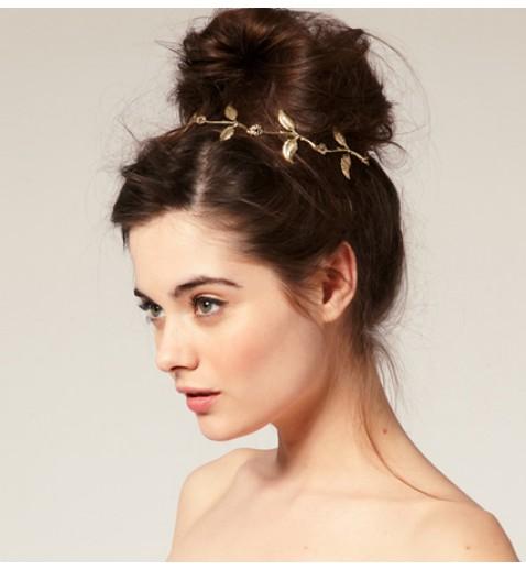 2 Leaves Headband