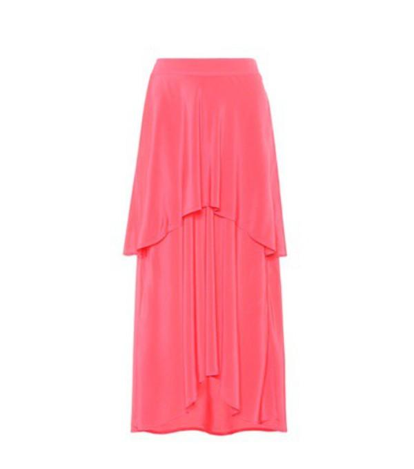 Sies Marjan Silk skirt in pink