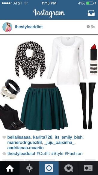 skirt leather skirt style skaterskirt
