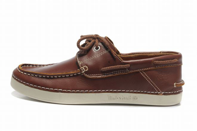 timberland mens earthkeepers 2 eye waterproof boat shoes wine