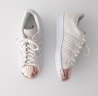 Adidas Shoes For Girls Gold