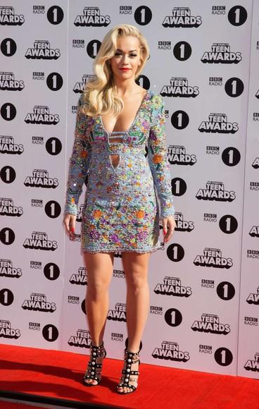 dress mini dress short dress rita ora