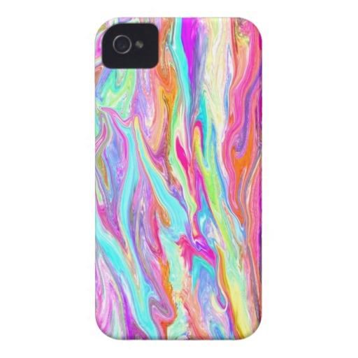 Liquid Colour Neon iPhone 4 Case - Zazzle.com.au