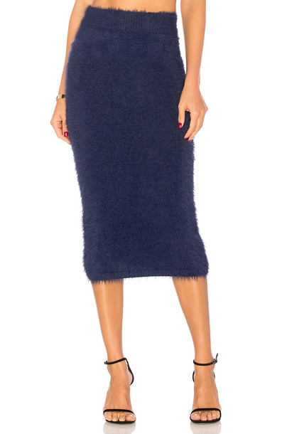 House of Harlow 1960 skirt purple