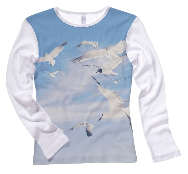 1989 : seagull sweater