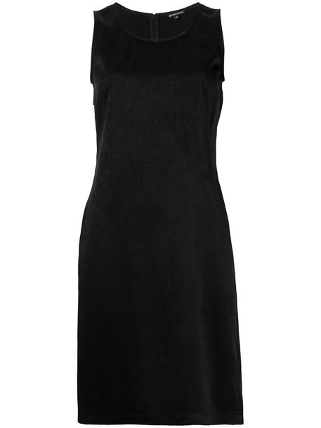 ANN DEMEULEMEESTER dress shift dress sleeveless women black