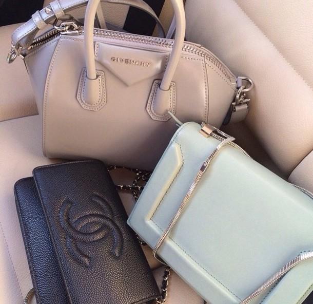 bag small bag chanel givenchy bag wallet