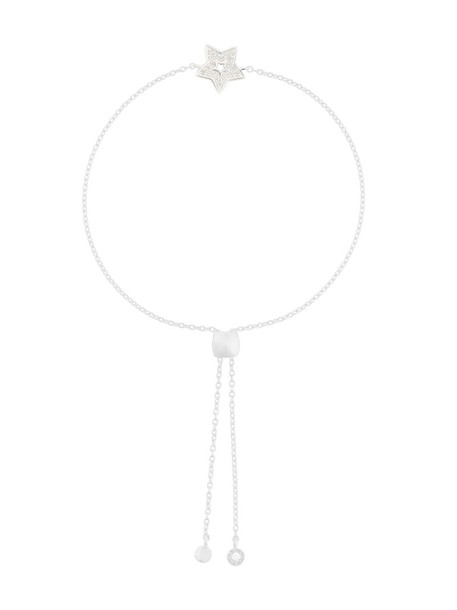 Astley Clarke mini women silver white grey metallic jewels