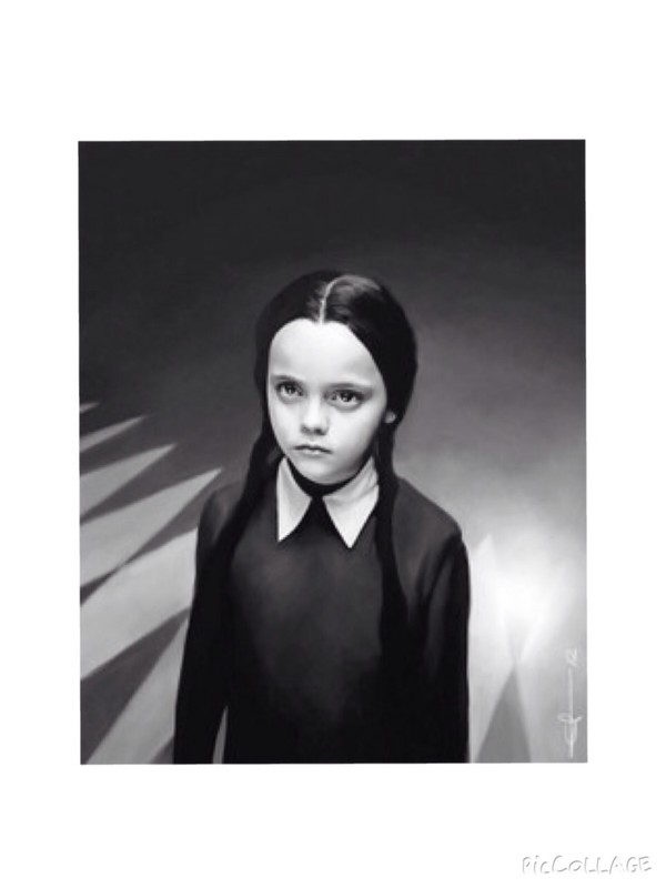 The Addams Family Wednesday Addams Adult Womens Costume
