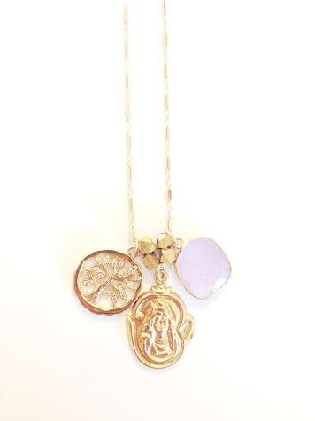 shoprydersmith - Into the Mystic :: Chakra Necklace Collection
