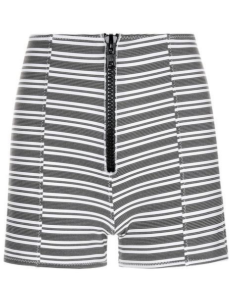 Lisa Marie Fernandez shorts black print