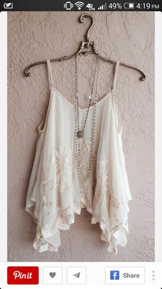 blouse boho shirt lace top cute top
