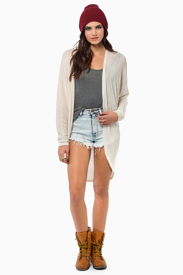 Frances Open Cardigan - Tobi