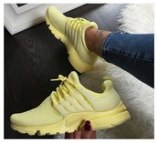 shoes,newshoes,nike,yellow