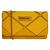 Clutch Fellipe Krein Authentic Amarela - Compre Agora | Dafiti