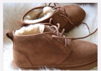 shoes boots brown winter boots ugg boots leather boots