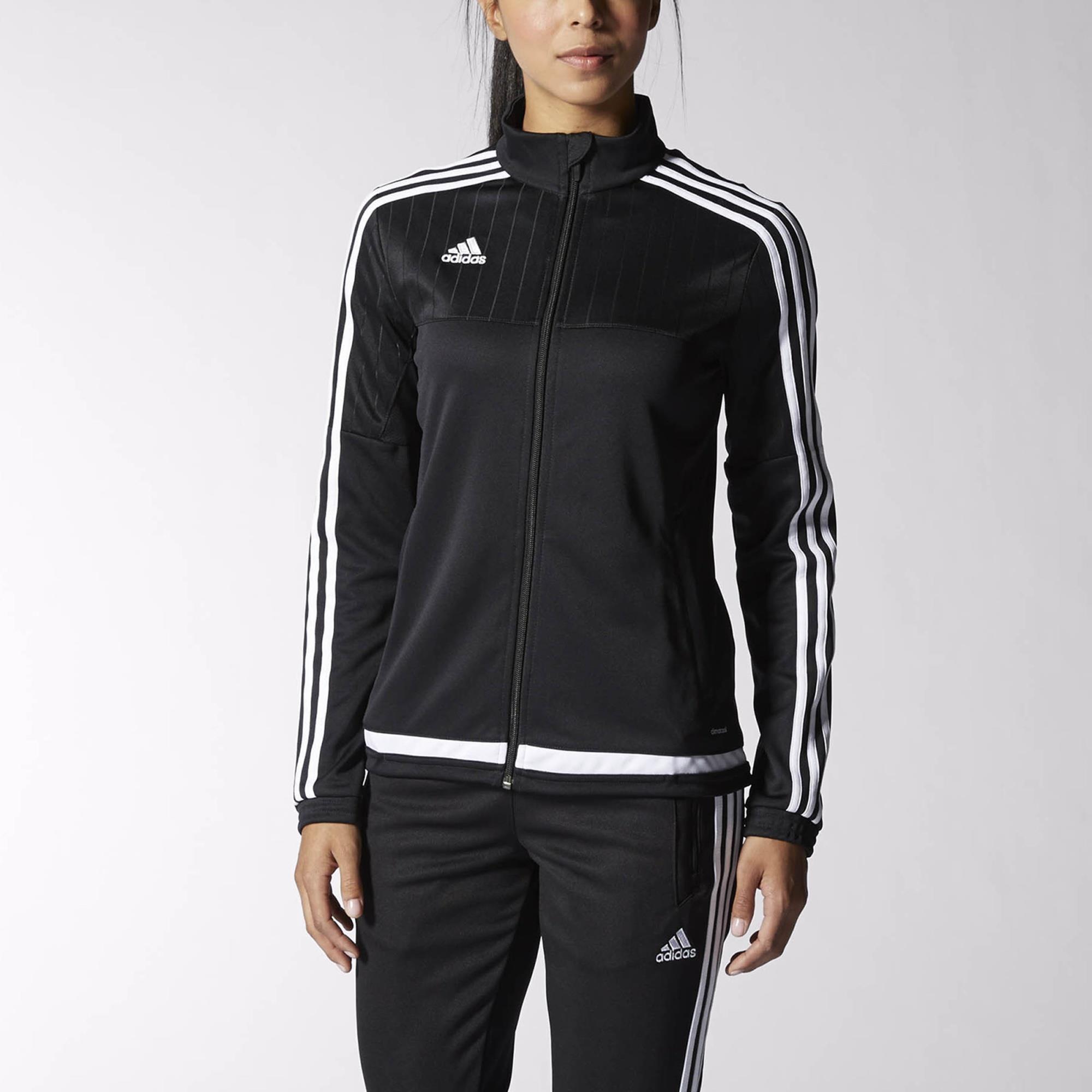 30d775bfd adidas Tiro 15 Training Jacket - Black   adidas US