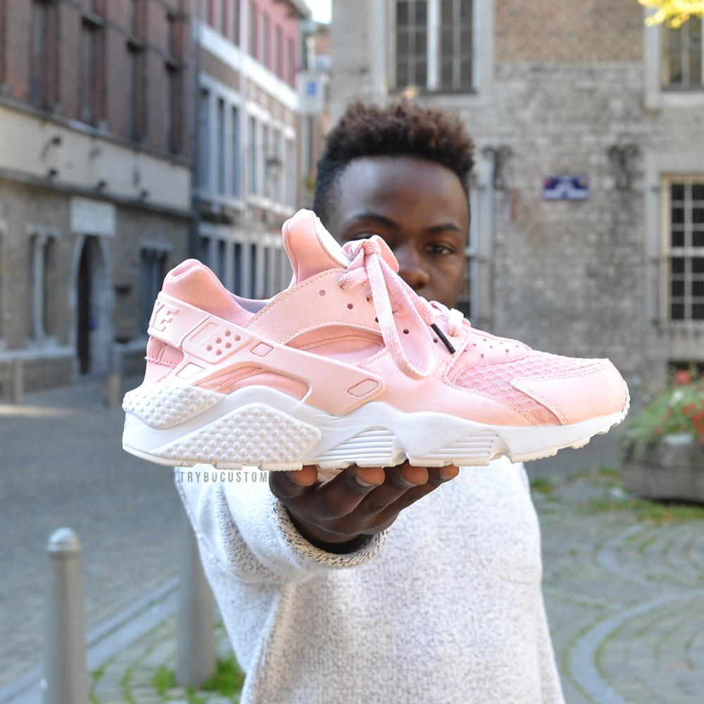 reputable site a2d74 209fc promo code for nike huarache rose pink 96827 618ab