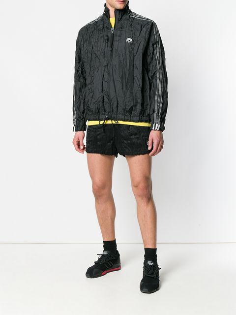 ad8f789e3c80 Adidas Originals By Alexander Wang half-zip Windbreaker - Farfetch