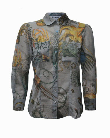 Pacifico Shirt (Steeple Grey) - Bolongaro Trevor, Hoxton Trading Ltd