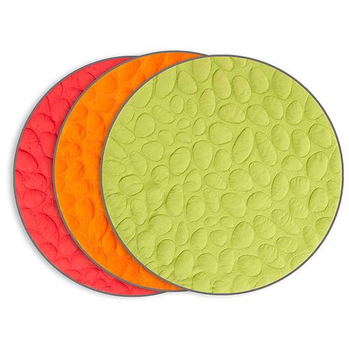 Nook LilyPad Organic Playmat - babyearth.com