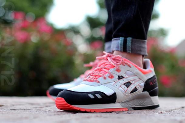 shoes asics asics gel lyte asics sneakers