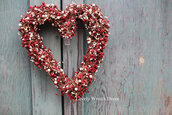 home accessory,heart wreath,valentine day