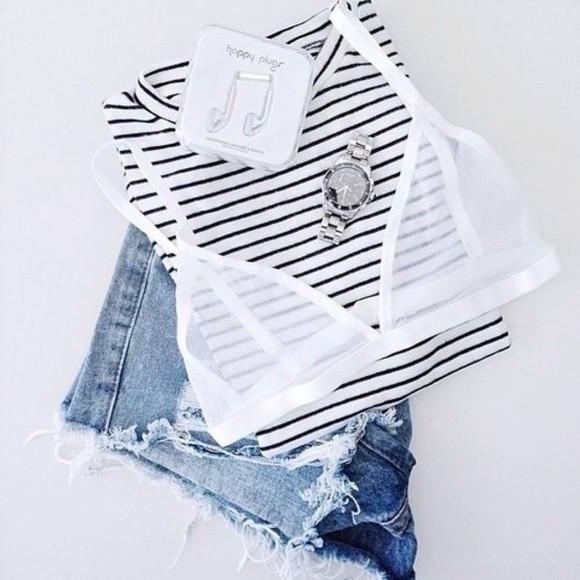 mesh underwear bra mesh bra white bra white mesh
