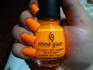 MakeupAlley Reviews of China Glaze Sun Worshiper
