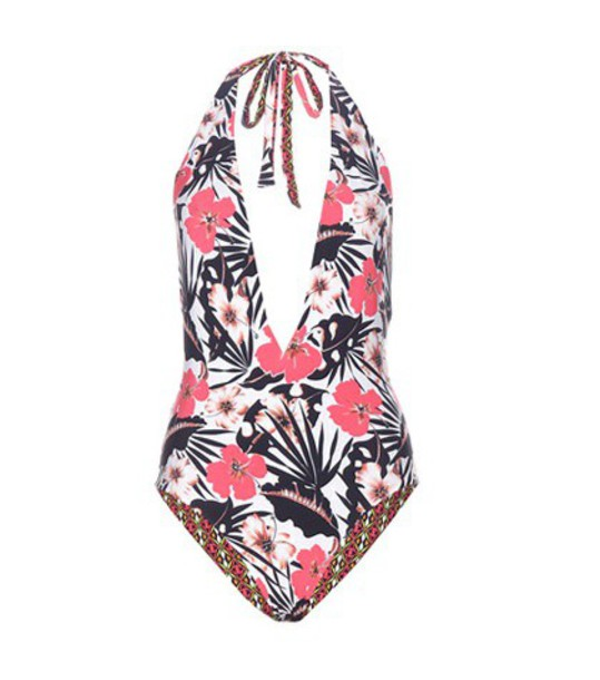 Etro Reversible Printed Swimsuit