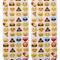 Living royal - emoji ankle socks