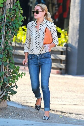 jeans denim lauren conrad sunglasses