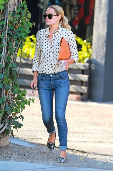 lauren conrad jeans denim sunglasses