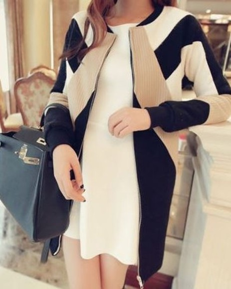 wool coat awesome 3colors cheap inlove
