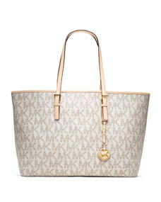 MICHAEL Michael Kors  Jet Set Multifunction Logo Travel Tote - Michael Kors