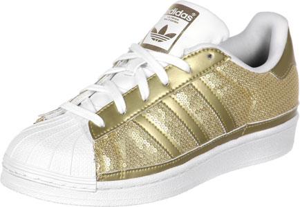 adidas superstar glitter - damenschuhe