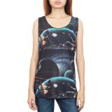 Amazon.com: galaxy planet shirt