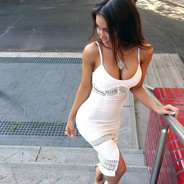 Hot fashion cute sexy dress
