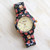 Garden Beauty Bracelet Watch                           | Hello Miss Apple