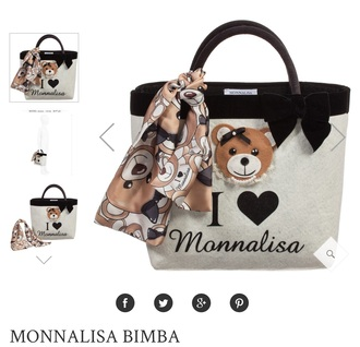 bag helena fashion tote bag black and white